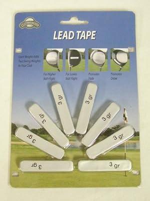 Golf Club Head Weights