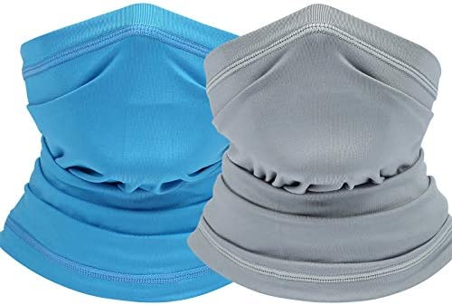 Cooling Neck Gaiter Face Mask Summer Neck Cover Face Scarf UV Protection Dustproof Face Covering product image