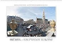 Emotionale Momente: Bruessel - Hauptstadt Europas (Wandkalender 2022 DIN A2 quer): Bruessel wird oft die Hauptstadt Euroas genannt. Diese wunderschoene und attraktive Stadt hat der renommierte Fotograf Ingo Gerlach in seinen Bildern festgehalten. (Monatskalender, 14 Seiten )