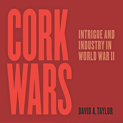 Cork Wars audiobook cover art