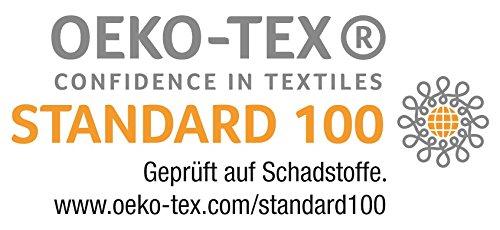 Kuschelige Fleecedecke grau, 130x160cm - 3