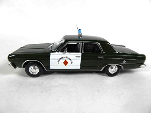 - Dodge Dart 1/43 World Police Car Collection - SP (PM16)