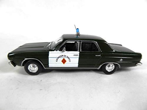 - Dodge Dart 1/43 World Police Car Collection - SP (PM16