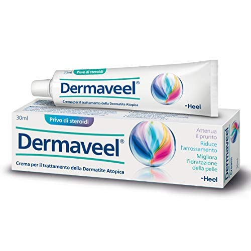 Guna Dermaveel Creme atopische Dermatitis und Ekzem 30 ml