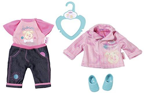 """BABY Born 825464\"""" My Little Kita Outfit Puppe, bunt"""