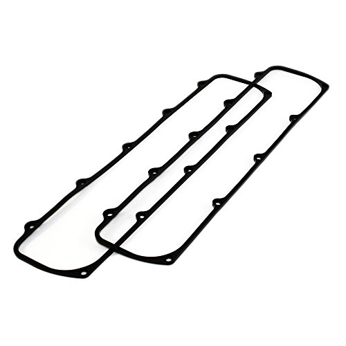 Assault Racing Products A7490 for Oldsmobile Reusable Steel Core Valve Cover Gaskets 307 350 400 403 455