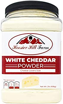 Hoosier Hill Farm White Cheddar Cheese Powder (2 Pound)