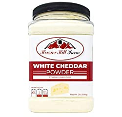 top rated Hoosier Hill Farm White cheddar cheese powder, cheese lovers, £ 2. 2021