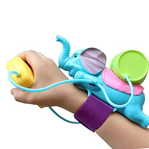 Pols waterpistolen, waterspray olifant waterpistool, badspeelgoed set badkuip speelgoed set zwembadspeelgoed waterspeelgoed babyspeelgoed voor jongens meisjes