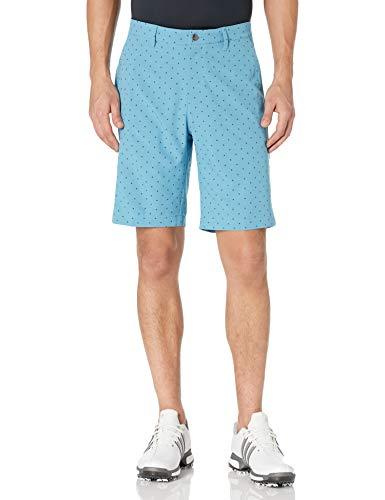 adidas Golf Men's Ultimate365 Primegreen Golf Short, Blue, 33'