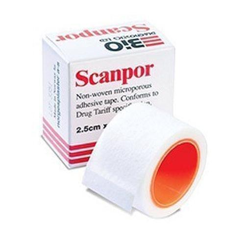 SCANPOR Chirurgischer Tape 1,25x 5x6