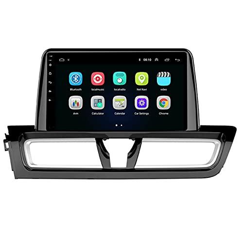 TIANDAO Estéreo del Coche Radio De Navegación por Satélite Reproductor Multimedia Android 10.0 Autoradio Pantalla Táctil Navegación GPS para Kia Forte 2018-2019 Bluetooth WiFi GPS(Color:WiFi 2G+32G)