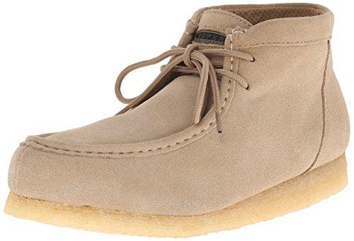 Roper mens Gum Sticker oxfords shoes, Brown, 9.5 US