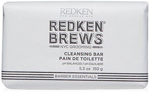 Redken Brews Cleanse Bar For Men, 5 oz