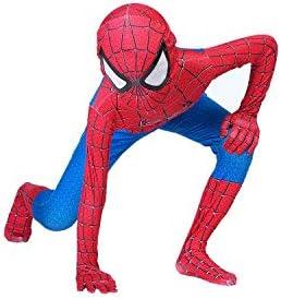 Superhero Kids Bodysuit Costumes Halloween Cosplay Costumes 120 Light Red product image