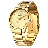 Mens Gold Watches Review and Comparison