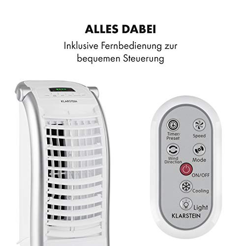 Klarstein Maxfresh AC06 Luftkühler-Ventilator-Kombi Erfahrungen & Preisvergleich