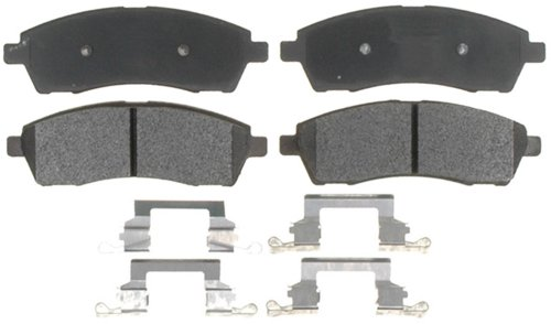 Raybestos PGD757M Professional Grade Semi-Metallic Disc Brake Pad Set | Amazon