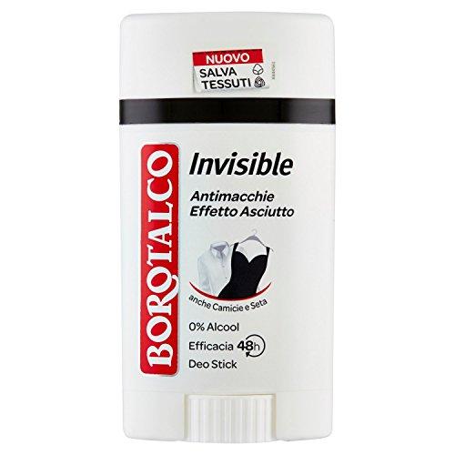Borotalco Invisible Déodorant 40 ml