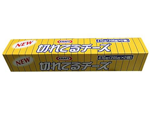 KRAFT(クラフト) 切れてるチーズ 410g(205g×2個)業務用