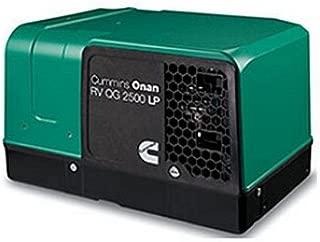 RV Trailer Camper Cummins Onan Generator Qg 2500W Lp Vapor ONAN A041E971