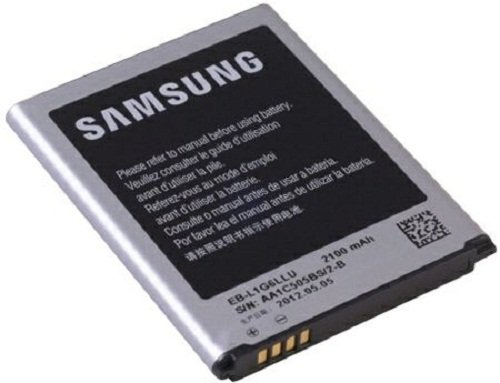 Samsung EB-L1G6LL/EB-L1G6LLA/EB-L1G6LLU Battery for Galaxy S3 - Original OEM - Non-Retail Packaging - Black