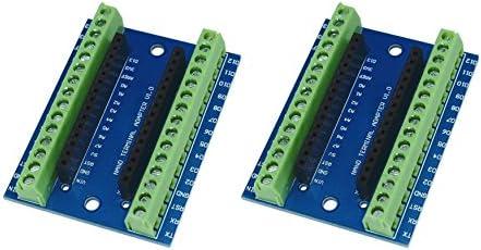 NOYITO Nano Terminal Adapter Nano IO Shield for Arduino Nano V3 0 AVR ATMEGA328P AU Module Board product image