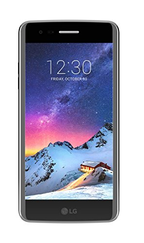 LG K8 Smartphone 5.0' 16GB, Color Negro.Desbloqueado