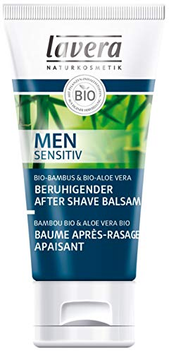 Lavera Men Sensitive Soothing After Shave Balm by lavera, 50 ml
