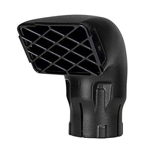 FENGFENG Sun Can Codo de 3 Pulgadas Que vadeando la Cabeza de Aire de la Cabeza Air RAM Snorkel Top Snorkel Head Fit para Toyota Landcruiser VDJ70 Series (Color : Approx.3 Inch)