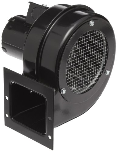 Fasco 50755-D500 Centrifugal Blower with Sleeve Bearing, 1,600 rpm, 115V, 60Hz, 1 amps