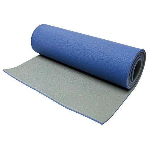 Best Sporting Fitnessmatte für Gymnastik, Yoga, Pilates, 60x200cm (blau)
