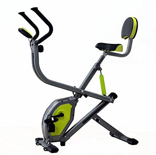 David Douillet VX01 Vélo magnétique Gris - Bike Rider