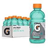 Gatorade Frost Thirst Quencher, Arctic Blitz, 12 Ounce Bottles (Pack of 24)
