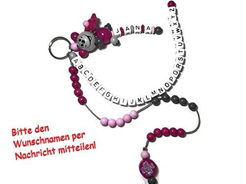 my-little-baby-dreams ABC -Rechenkette für Mädchen *Maus*