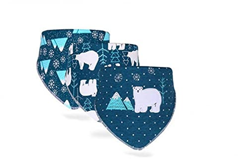 Cuidado Personal Y Home Productos 3pcs Baberos Para Bebés Absorbente Del Triángulo Del Algodón Del Niño De Baba Baberos Con Modelo Animal De La Historieta De Alimentación Del Bebé Baberos De