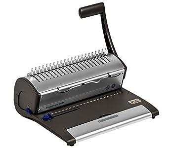 Máquina de encuadernación ProfiOffice, Bindstream M08 +, capacidad de encuadernado hasta 220 hojas, DIN A4 (79017)