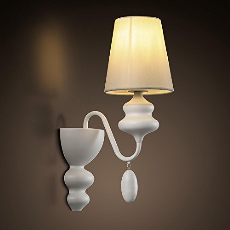 StiefelU LED Wandleuchte nach oben und unten Wandleuchten Bettwsche ist weie Wnde, wei weies Licht