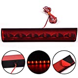 Truck Cap topper Compatible for Leer Century ARE Recessed LED third 3rd brake light Red Lens AT-LED-36R-02R