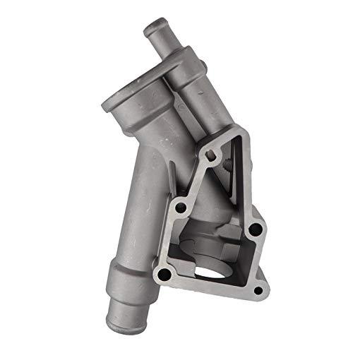 9687927980 Sistema De Enfriamiento del Motor De Aluminio Sistema De Enfriamiento del Termostato Brida/Ajuste para - Peugeot / 307 407 / Fit For - Citroen / C4 C5 1338.AV 1338AV 1336.x9