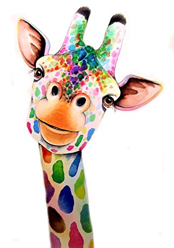 cuadro jirafa de la marca 4Mybebe
