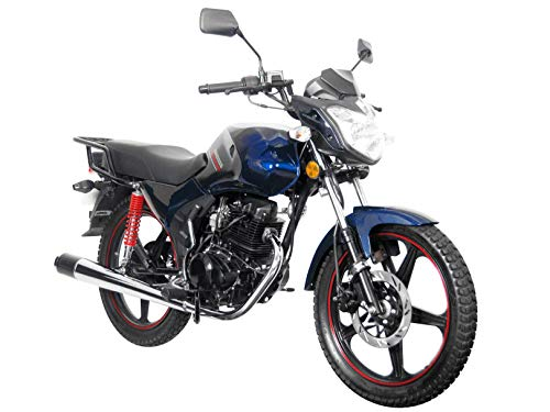 Moto Carabela Kronos 150 cc Modelo 2020 Azul