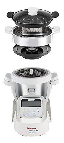 Robot de cocina con voz Moulinex I-Companion