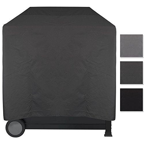 Grill Abdeckhaube Lounge - wasserdichter BBQ Cover - pflegeleichte Universal Schutzhülle für alle Grillarten - Schutz vor Wasser, Schmutz und UV-Strahlen, Größe:M - 78 x 58 x 78 cm, Farbe:Anthrazit