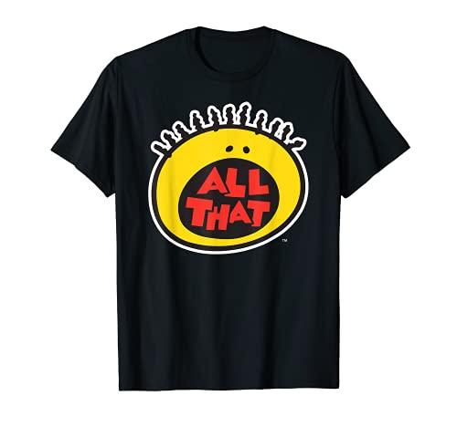 Nick Rewind All That Logo T-Shirt