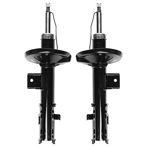 of brand of shock absorbers Auto Shocks 334464 334465 AUTOMUTO Absorber Kit 2x Front Shock Absorber fits 2006-2012 for Suzuki Grand Vitara