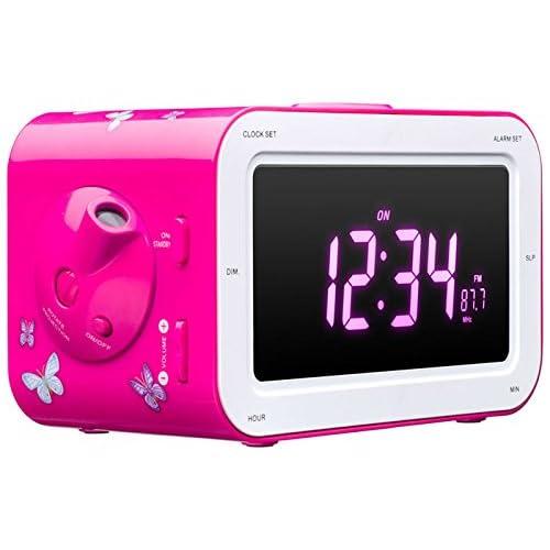 Big Ben RR30PFAIRY2 Radio Despertador Infantil con Proyector con ...