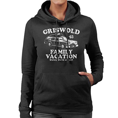 Cloud City 7 National Lampoon Inspired Griswold Family Vacation Women's Hooded Sweatshirt