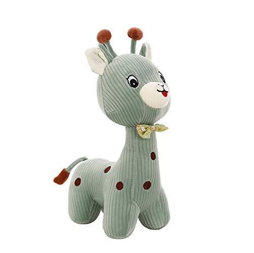 S$S Leuke herten giraffe pluche speelgoed pop baby slapen en knuffelen kussens Chinees, 55cm