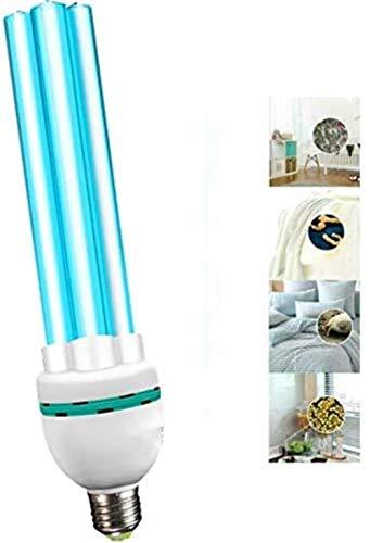 220V Ozon luchtreiniger Quartz UV Kiemdodende Compact CFL lamp Schoon en ontsmettingsmiddel te verwijderen en te doden de bacteriële mijt, Maat: 15W